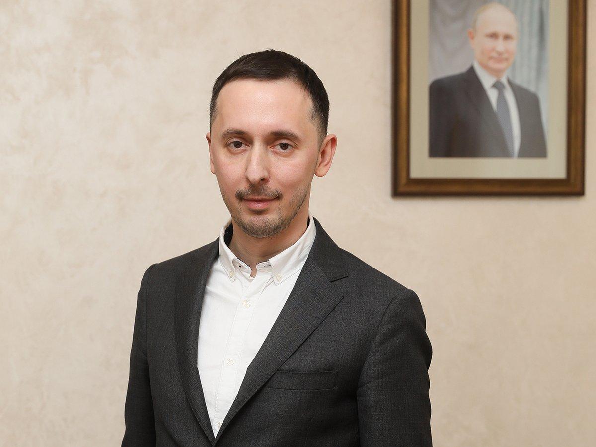 Бывший глава департамента Минздрава РФ Давид Мелик-Гусейнов занял должность замгубернатора по соцполитике