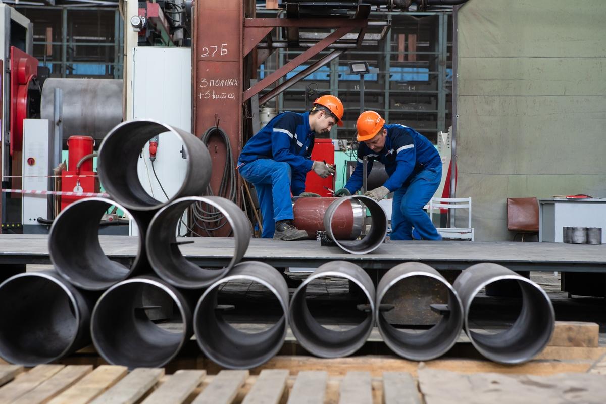 Новое производство трубопроводных систем построили за 250 млн рублей в Нижнем Новгороде - фото 1