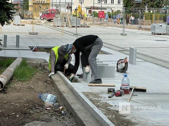Салют над стройкой: каковы шансы подрядчиков благоустроить Нижний Новгород до юбилея - фото 4