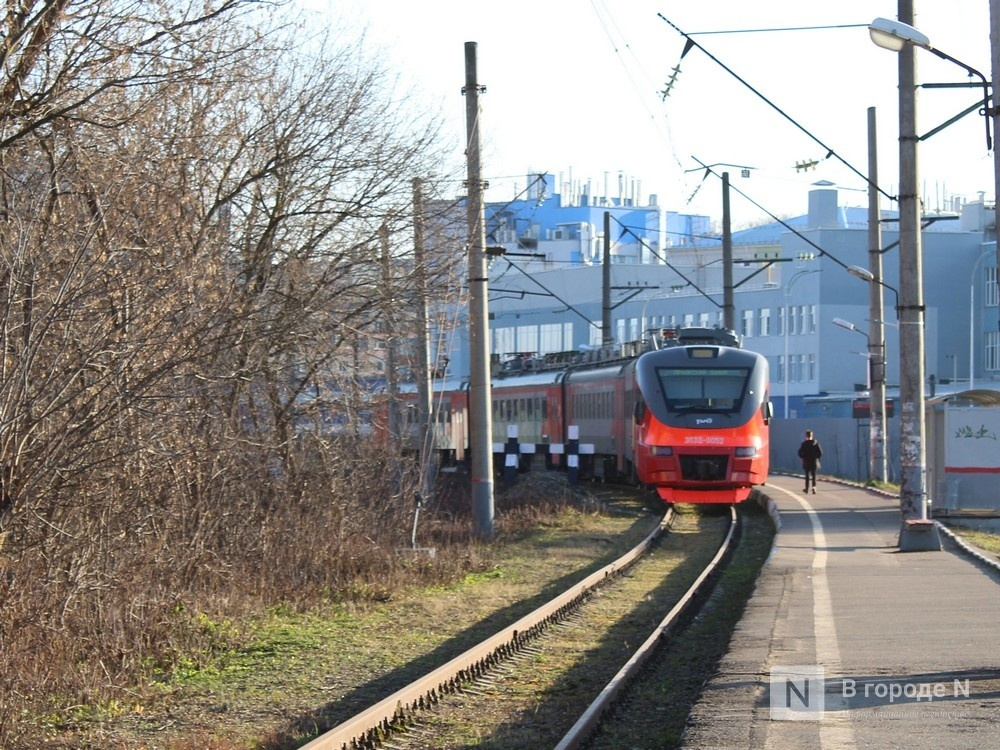 Дополнительные электрички будут курсировать между проспектом Гагарина и Московским вокзалом с 1 сентября - фото 1