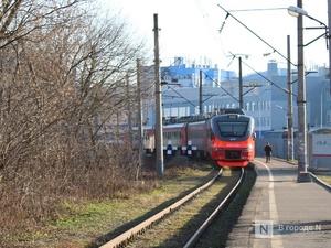 Дополнительные электрички будут курсировать между проспектом Гагарина и Московским вокзалом с 1 сентября