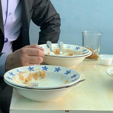 Мелик-Гусейнов проверил питание в Нижегородском областном госпитале ветеранов войн - фото 2
