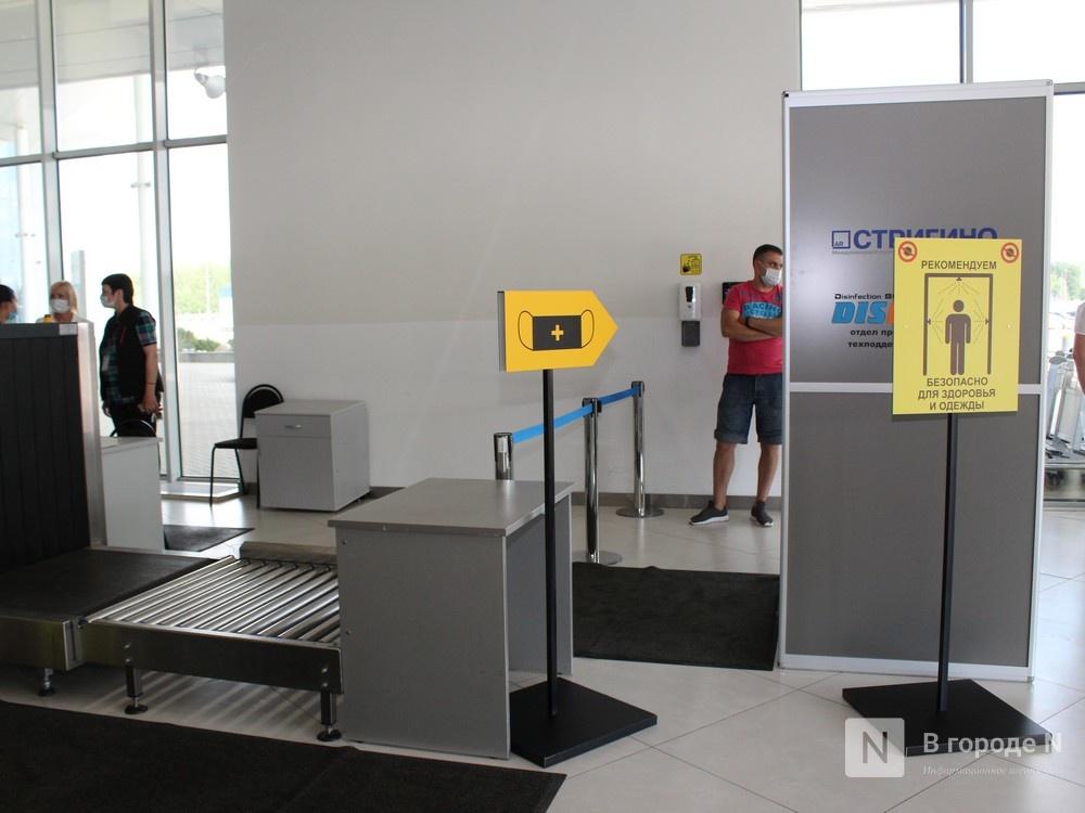 Уникальные дезинфекционные тоннели появились в нижегородском аэропорту - фото 2