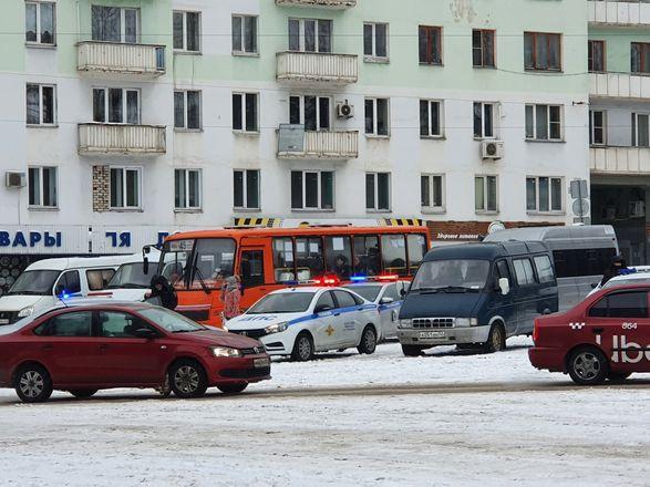 Протестующие собрались в центре Нижнего Новгорода - фото 3