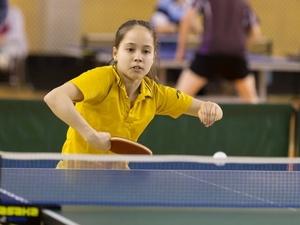 Нижегородка победила в первенстве России по настольному теннису