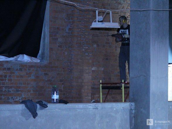 Инъекция для стен: как идет реставрация фасада нижегородской фабрики «Маяк» - фото 34