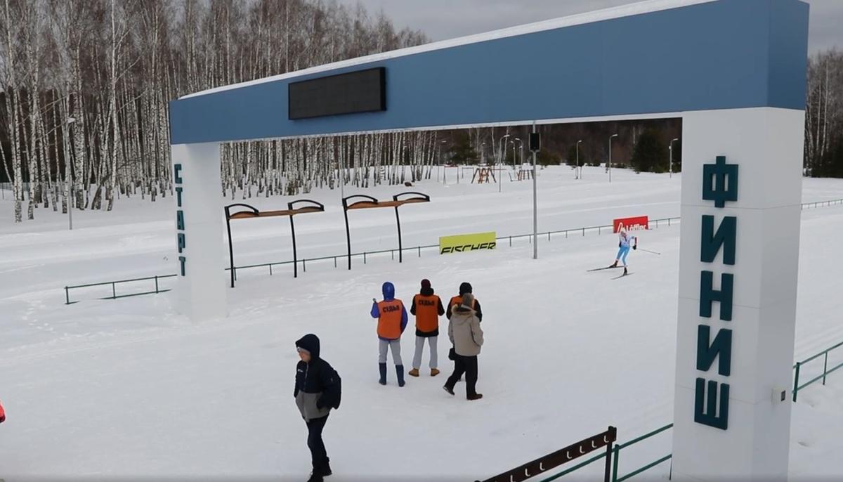 Второй этап зимнего фестиваля ГТО начался в Сарове - фото 1