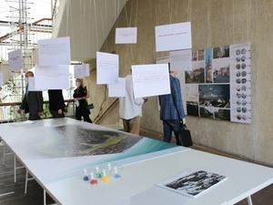 Выставка о будущей жизни Започаинья открылась в Доме Архитектора
