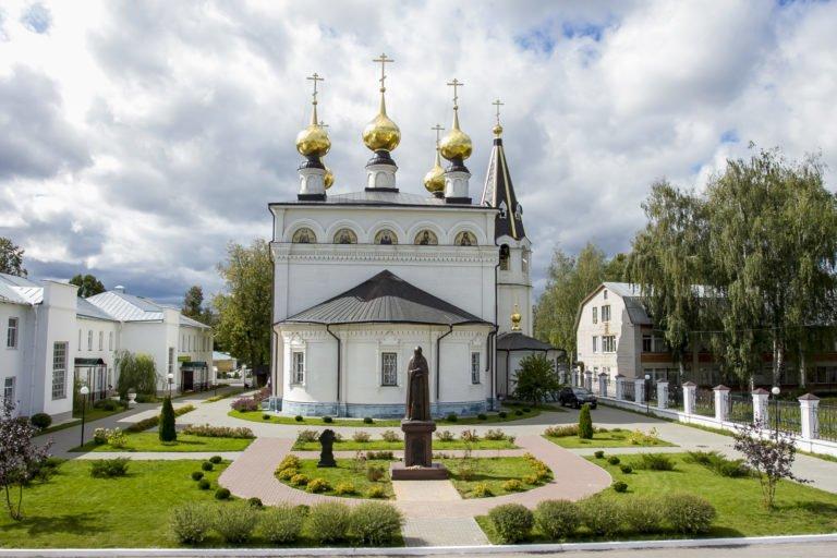 Древнейший монастырь Нижегородской области отпразднует 865-летие - фото 1