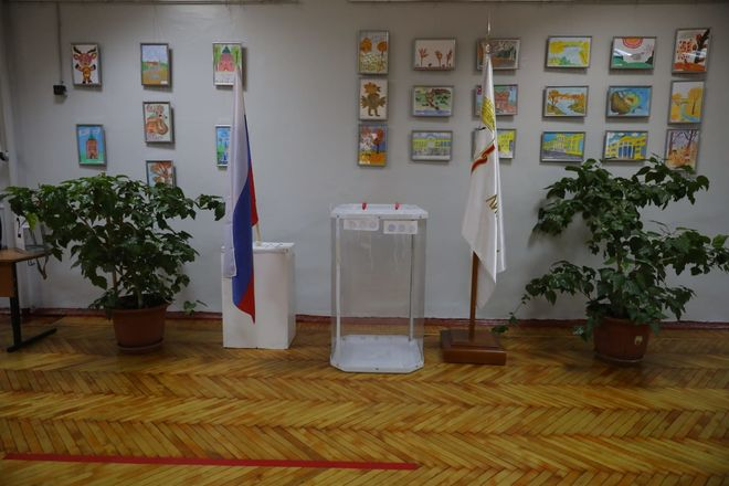 Избирательные участки в Нижегородской области приступили к работе - фото 2